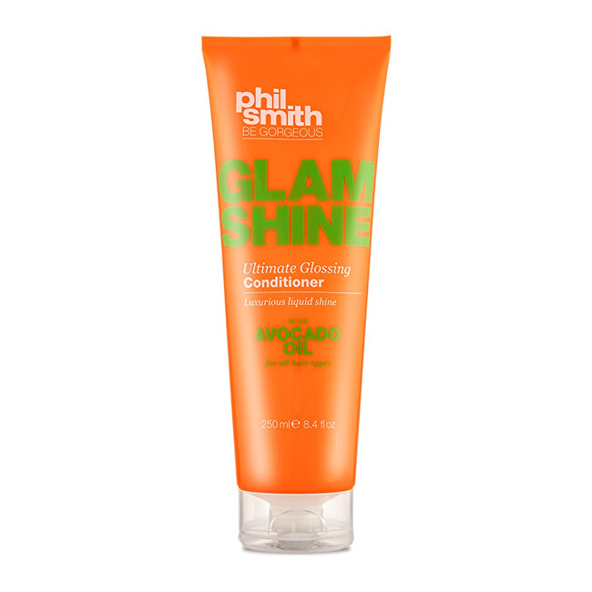 Phil Smith Be Gorgeous Kondicionér pro oslnivý lesk vlasů Glam Shine Ultimate Glossing Conditioner 250 ml