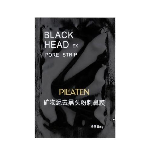 Pilaten Černá slupovací maska (Black Mask) 6 g