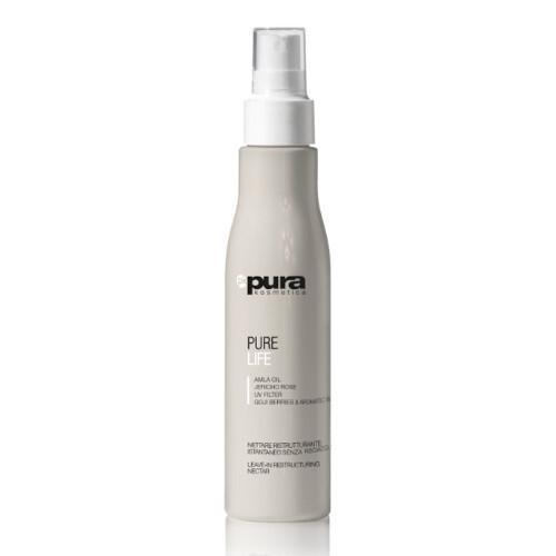Pura Kosmetica Bezoplachový kondicionér pro všechny typy vlasů Pure Life (Leave-In Restructuring Nectar) 150 ml