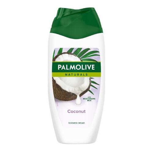 Palmolive Krémový sprchový gel s vůní kokosu Naturals (Coconut Shower Cream) 250 ml