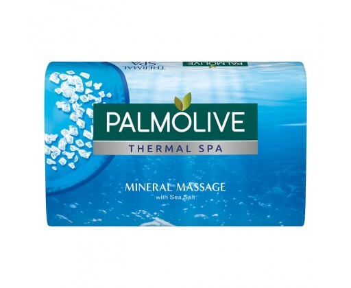 Palmolive Tuhé mydlo Thermal Spa Mineral Massage 6 x 90 g