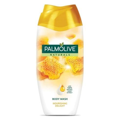 Palmolive Vyživující sprchový gel s výtažky medu Naturals (Nourishing Delight Milk & Honey) 500 ml