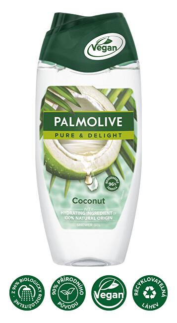 Palmolive Sprchový gel Pure & Delight Coconut (Shower Gel) 250 ml