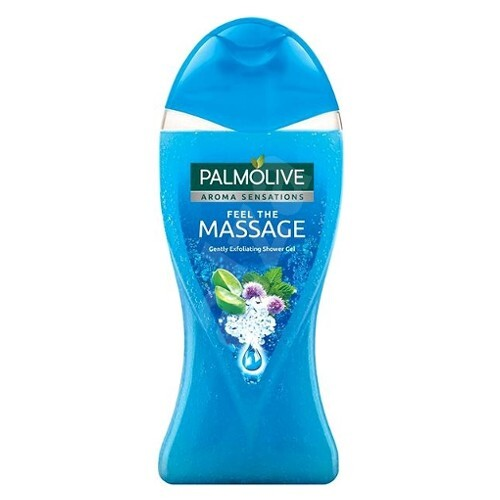 Palmolive Sprchový gel se solí z Mrtvého moře a s peelingovým efektem Aroma Sensations (Feel the Massage Gently Exfoliating Shower Gel) 250 ml
