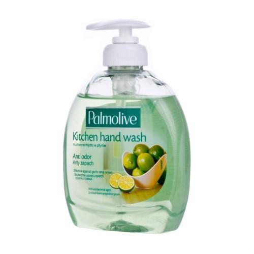 Palmolive Tekuté mýdlo s výtažky z limety a antibakteriální složkou Kitchen (Anti Odor With Antibacterial Agent) 300 ml