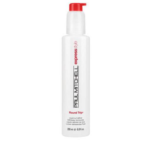 Paul Mitchell Fluid pro vlnité vlasy Express Style (Round Trip Liquid Curl Definer) 200 ml