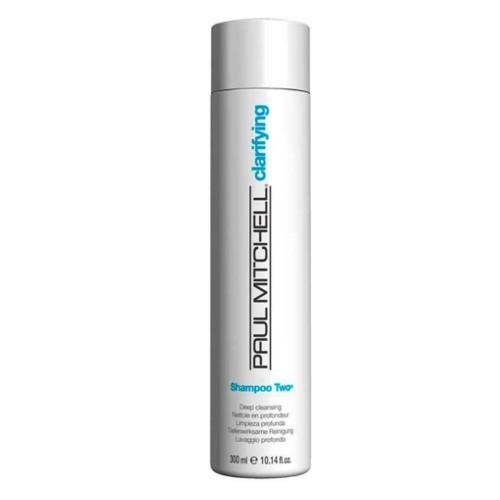 Paul Mitchell Hloubkově čisticí šampon pro mastné vlasy Clarifying (Shampoo Two Deep Cleansing) 300 ml