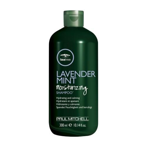 Paul Mitchell Hydratační a zklidňující šampon pro suché vlasy Tea Tree (Lavender Mint Shampoo) 75 ml
