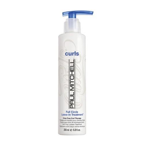 Paul Mitchell Bezoplachová péče proti krepatění vlasů Curls (Full Circle Leave-In Treatment) 200 ml