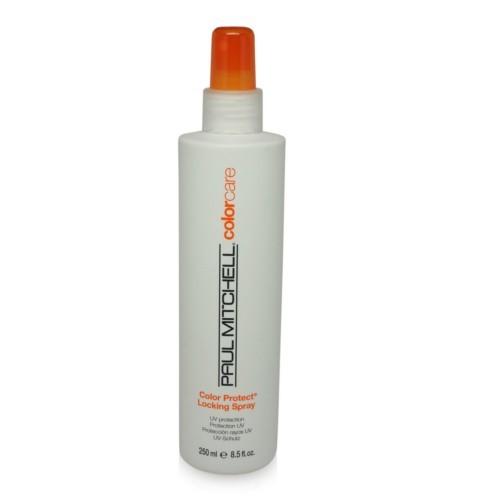 Paul Mitchell Ochranný sprej pro barvené vlasy Color Care (Color Protect Locking Spray) 250 ml