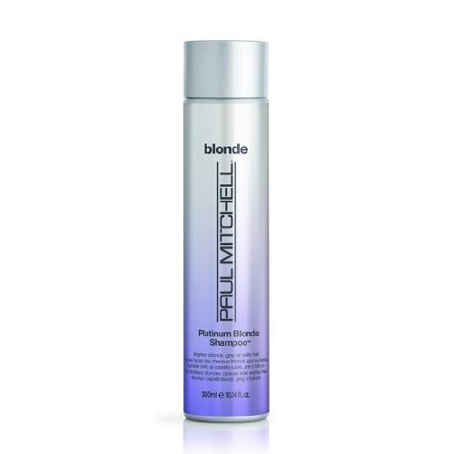 Paul Mitchell Šampon pro zářivé blond vlasy Blonde (Platinum Blonde Shampoo Brightens Blonde, Gray Or White Hair) 300 ml