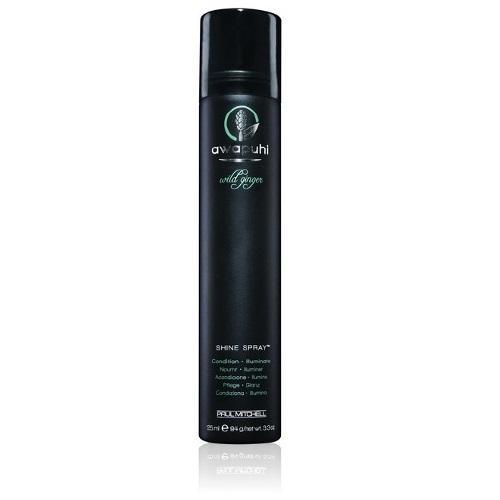 Paul Mitchell Sprej pro oslnivý lesk Awapuhi (Wild Ginger Shine Spray) 125 ml