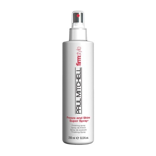 Paul Mitchell Sprej pro oslnivý lesk vlasů Firm Style (Freeze & Shine Super Spray) 250 ml