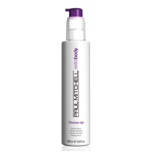 Paul Mitchell Styling ová emulzia pre objem vlasov Extra Body (Thicken Up Styling Liquid) 200 ml