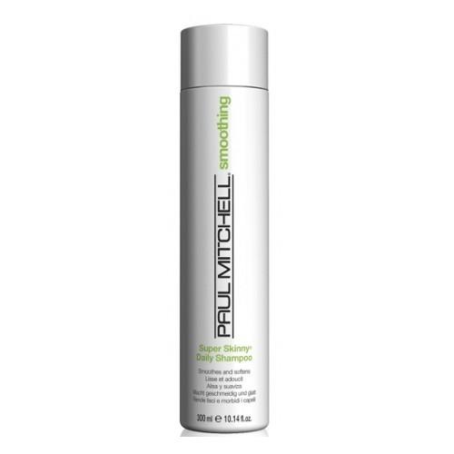 Paul Mitchell Uhlazující šampon pro nepoddajné vlasy Smoothing (Super Skinny Daily Shampoo) 1000 ml