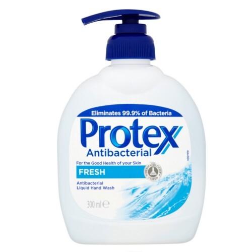 Protex Antibakteriální tekuté mýdlo na ruce Fresh (Antibacterial Liquid Hand Wash) 300 ml