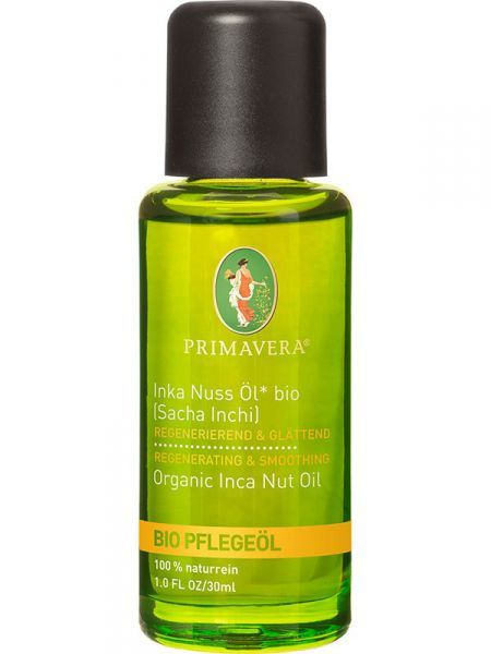 Primavera Pleťový olej Oříšek Inků Bio 30 ml