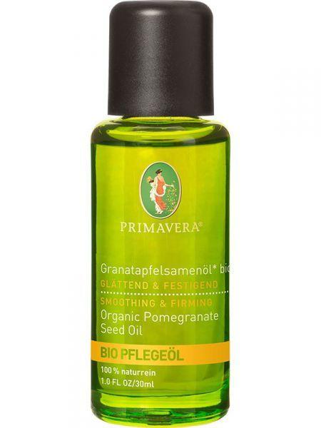 Primavera Přírodní olej ze semen Granátových jablíček Bio 30 ml