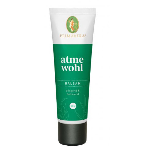 Primavera Terapeutický balzam Breathe Well 50 ml