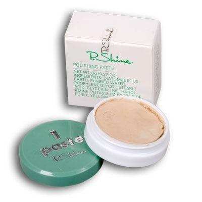 P-shine náhradní pasta zelená 8 g