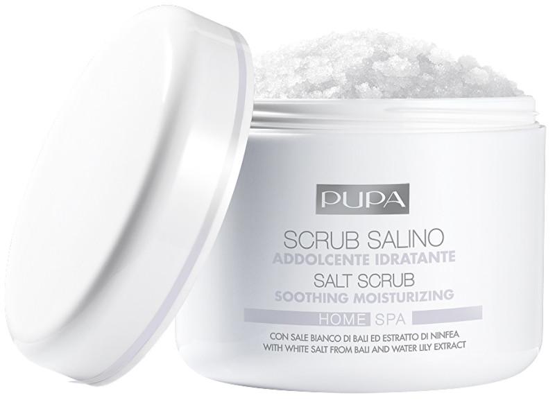 Pupa Hydratační peeling s obsahem soli Home Spa (Soothing Moisturizing Salt Scrub) 350g