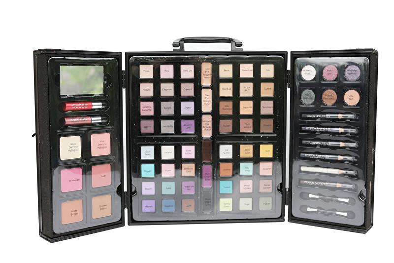 Parisax Luxusní kufřík s dekorativní kosmetikou Make-Up Box