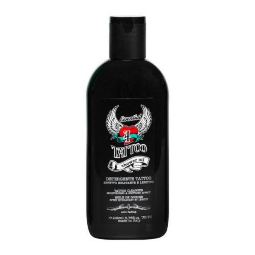 Reneé Blanche Sprchový olej na tetování Essential Tattoo (Shower Oil) 200 ml