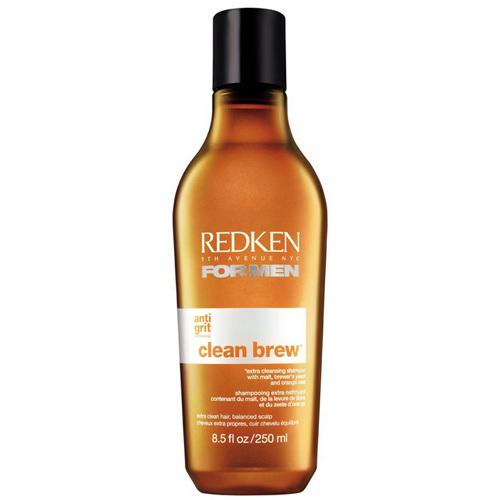 Redken Čisticí šampon pro normální až mastné vlasy For Men (Clean Brew Shampoo) 250 ml