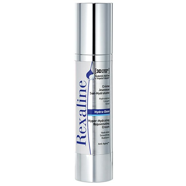 Rexaline Extra hydratační omlazující pleťový krém 3D Hydra-Dose 50 ml