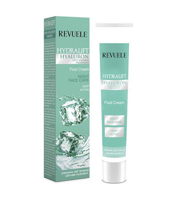 Revuele Noční pleťový krém s kyselinou hyaluronovou Hydralift Hyaluron (Night Face Cream) 50 ml