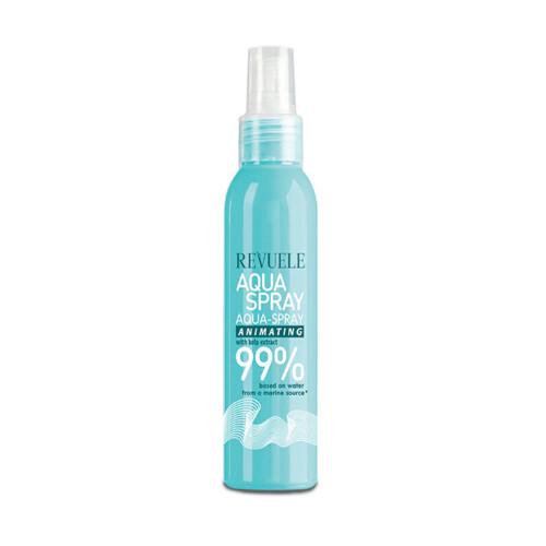 Revuele Osviežujúci vodný sprej na tvár i telo (Revitalising Aqua Spray) 200 ml