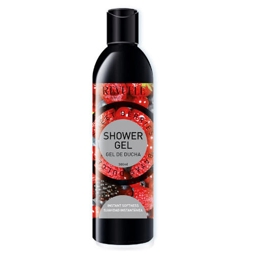 Revuele Ovocný sprchový gel Fruit Skin Care Sweet Berries Shower Gel 500 ml