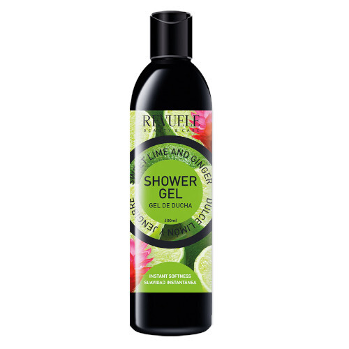 Revuele Ovocný sprchový gel Fruit Skin Care Sweet Lime and Ginger Shower Gel 500 ml