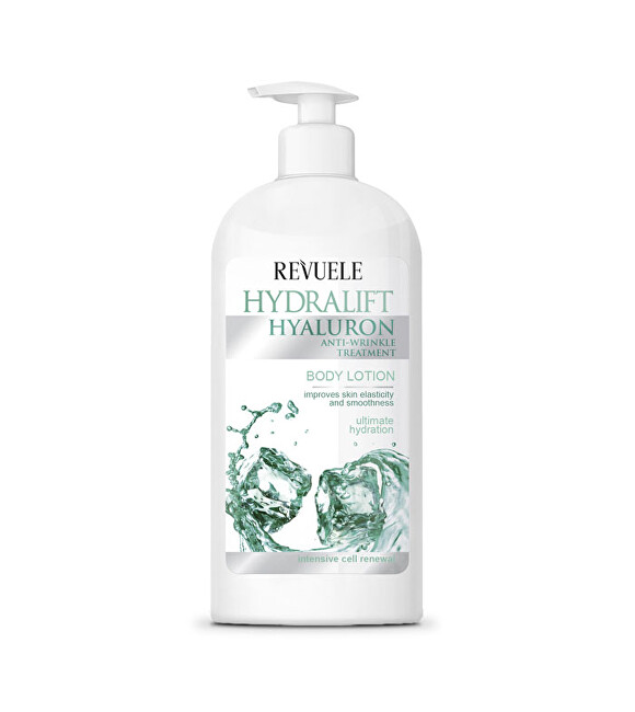 Revuele Tělové mléko s kyselinou hyaluronovou Hydralift Hyaluron (Body Lotion) 400 ml