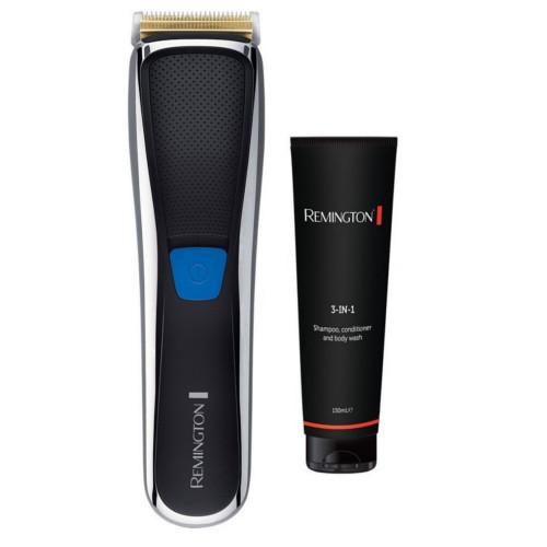 Remington Zastřihovač vlasů Precicion Cut HC5707GP E51 + šampon 3v1