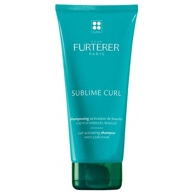 René Furterer Šampon pro vlnité vlasy Sublime Curl (Curl Activating Shampoo) 200 ml