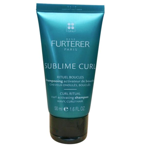 René Furterer Šampon pro vlnité vlasy Sublime Curl (Curl Activating Shampoo) 50 ml