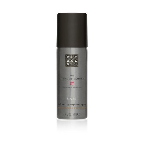 Rituals Antiperspirant ve spreji The Ritual Of Samurai Sport 24H AntiPerspirant Spray 50 ml