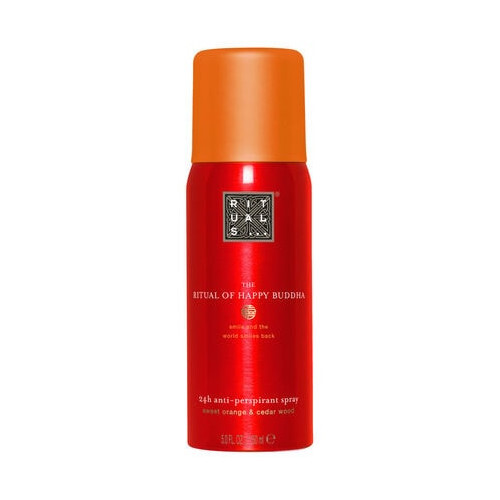 Rituals Antiperspirant ve spreji The Ritual Of Happy Buddha (24h Anti-perspirant Spray) 150 ml