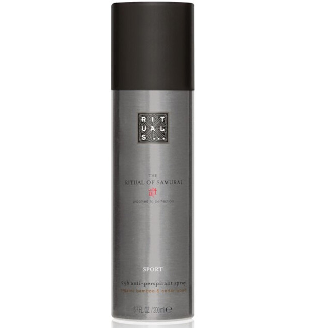 Rituals Antiperspirant ve spreji The Ritual Of Samurai Sport (24h Anti-perspirant Spray) 200 ml