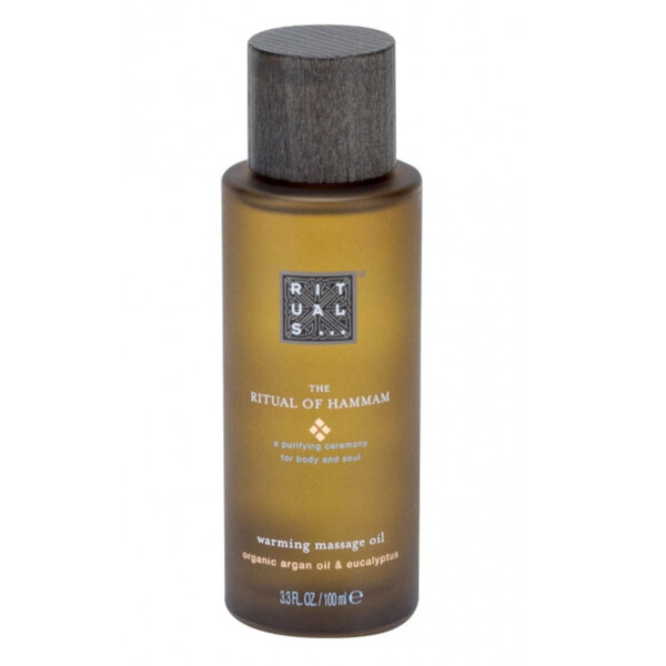 Rituals Hrejivý masážny olej The Ritual Of Hammam (Warming Massage Oil) 100 ml