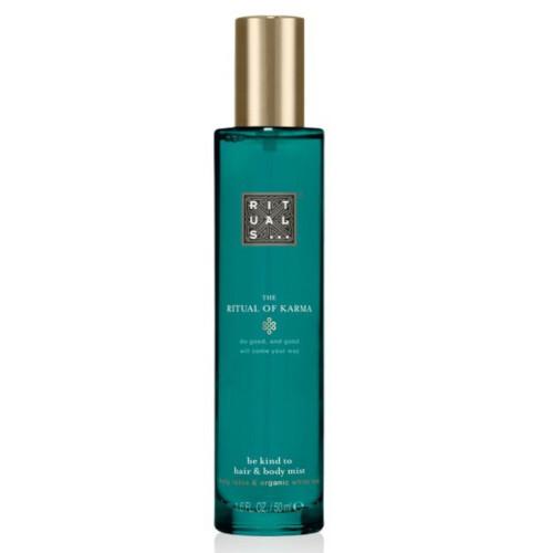 Rituals Ľahký sprej na telo a vlasy The Ritual Of Karma ( Hair & Body Mist) 50 ml