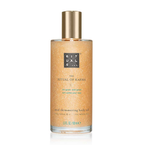 Rituals Trblietavý olej The Ritual Of Karma (Shimmering Body Oil) 100 ml