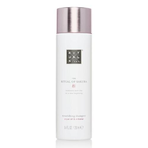 Rituals Šampón pre všetky typy vlasov The Ritual Of Sakura ( Nourish ing Shampoo) 250 ml