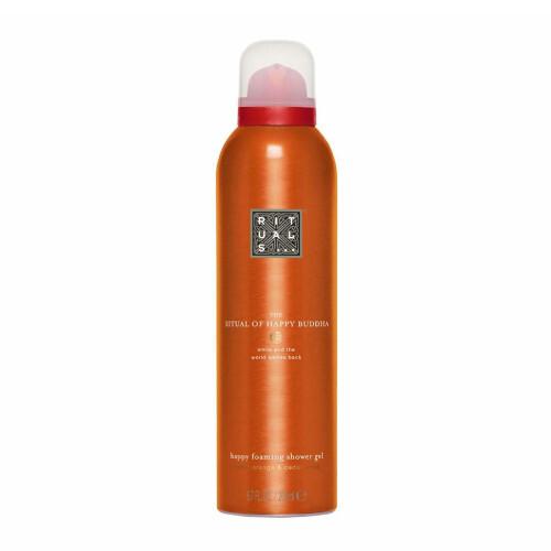 Rituals Sprchová pěna s vůní pomeranče a cedru Happy Buddha (Happy Foaming Shower Gel) 200 ml