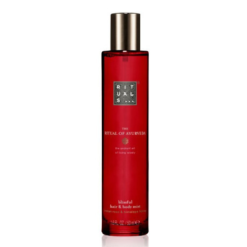 Rituals Sprej na telo a vlasy The Ritual Of Ayurveda (Blissful Hair & Body Mist) 50 ml