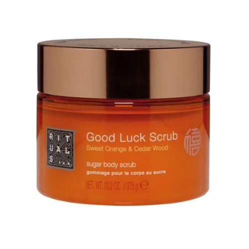 Rituals Tělový peeling Sweet Orange & Cedar Wood (Good Luck Scrub) 375 g