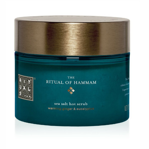 Rituals Telový peeling The Ritual Of Hammam (Sea Salt Hot Scrub) 450 g