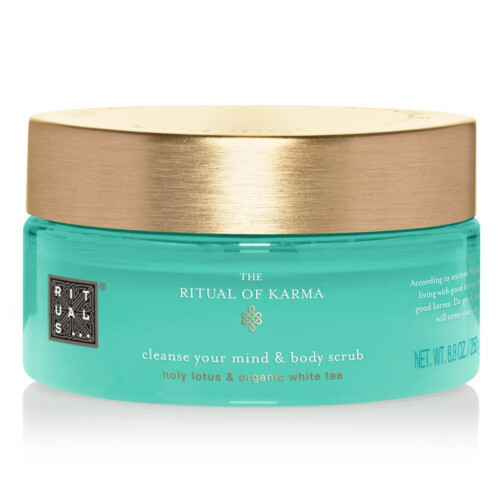 Rituals Tělový peeling The Ritual Of Karma Cleanse Your Mind  Body Scrub 250 g