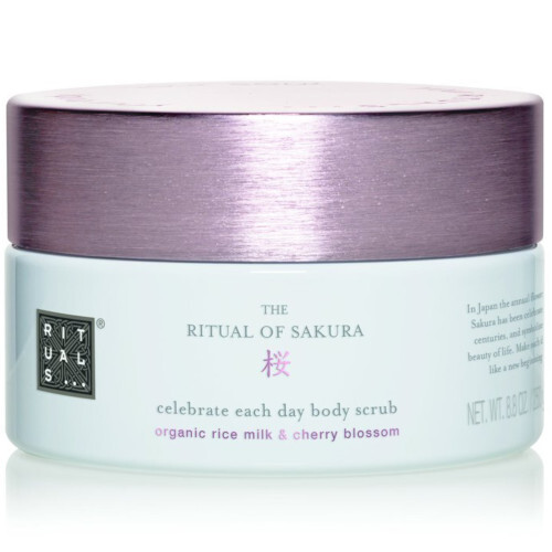 Rituals Tělo vý peeling The Ritual Of Sakura (Celebrate Each Day Body Scrub) 250 g